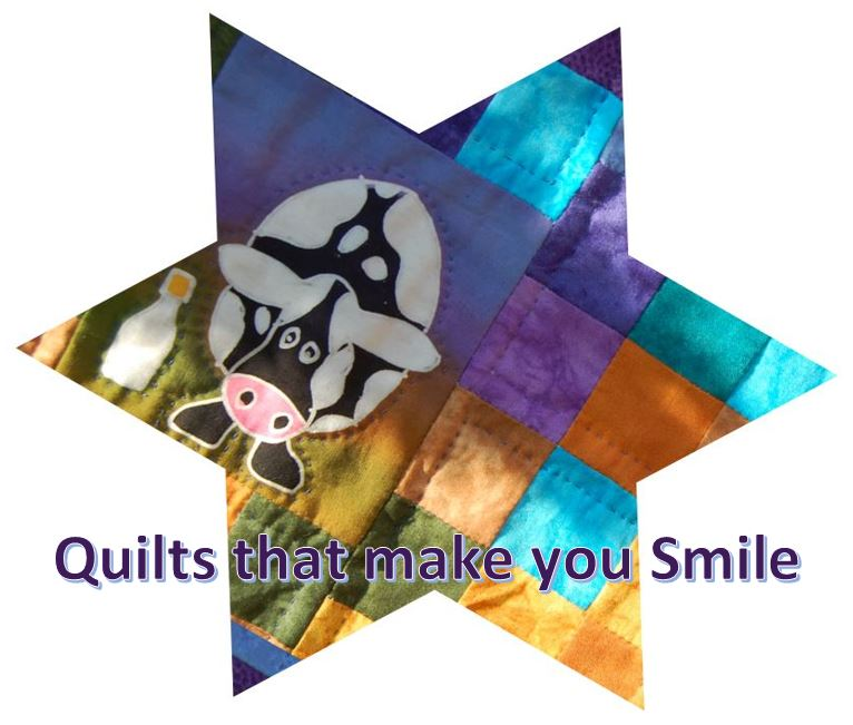 Quiltplaza's Quilts That Make You Smile Volume 1 on USB flash drive (8 Gigabyte)