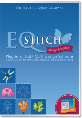EQStitch Embroidery Software